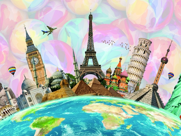 أماكن حول العالم تستحق الزيارة