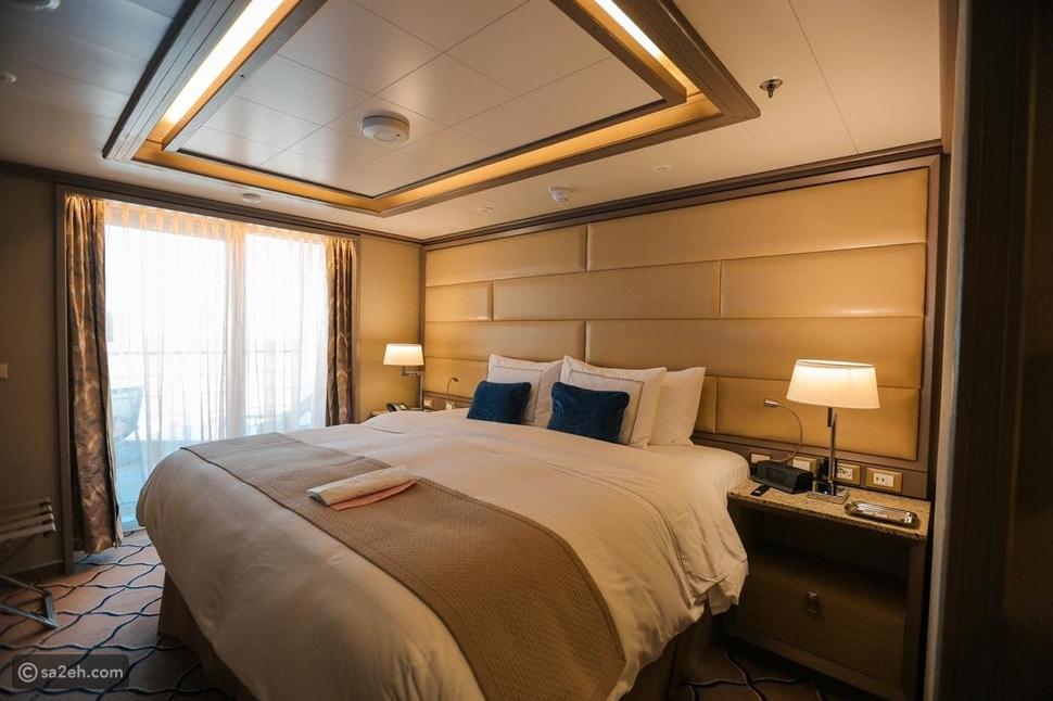 على متن سفينة فاخرة: السعودية تطلق أولى رحلاتها البحرية السياحية