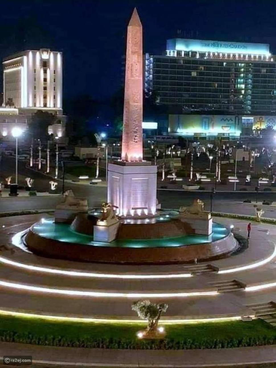 تطوير ميدان التحرير وسطا القاهرة