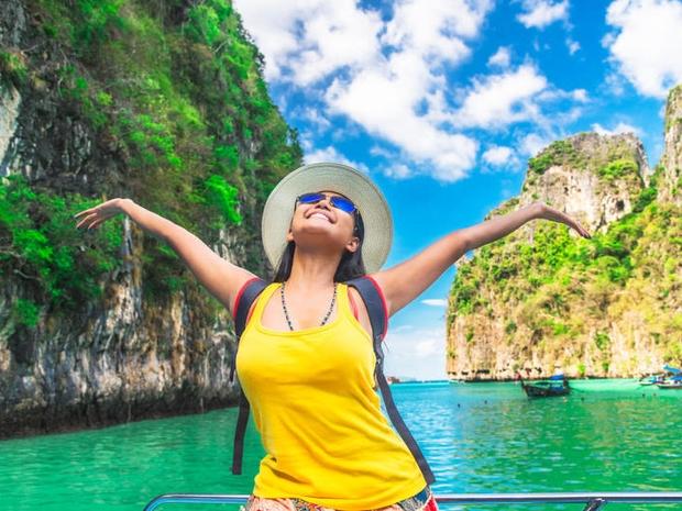 الرفاهية والانطلاق من أهم ما ستشعر به عند ذهابك لهذه الوجهات السياحية