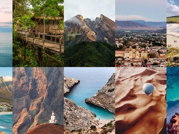 وجهات سياحية مرشحه لتبدأ بها جولاتك السياحية لعام 2021