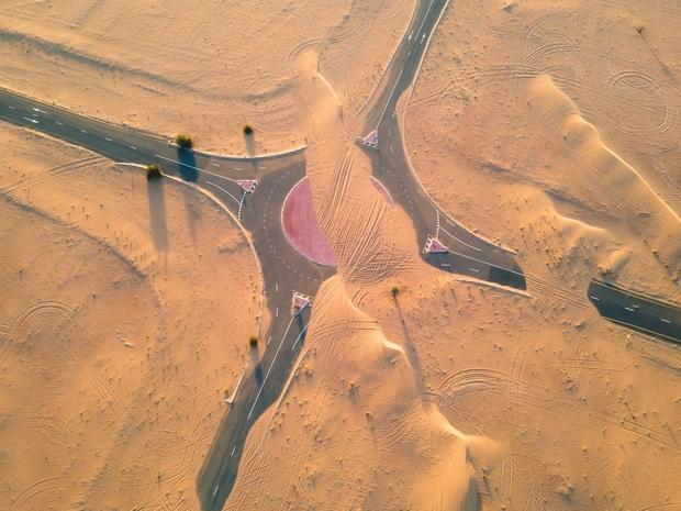 مصور يلتقط صوراً مذهلة لأبرز المعالم السياحية في دبي اكتشفها معنا
