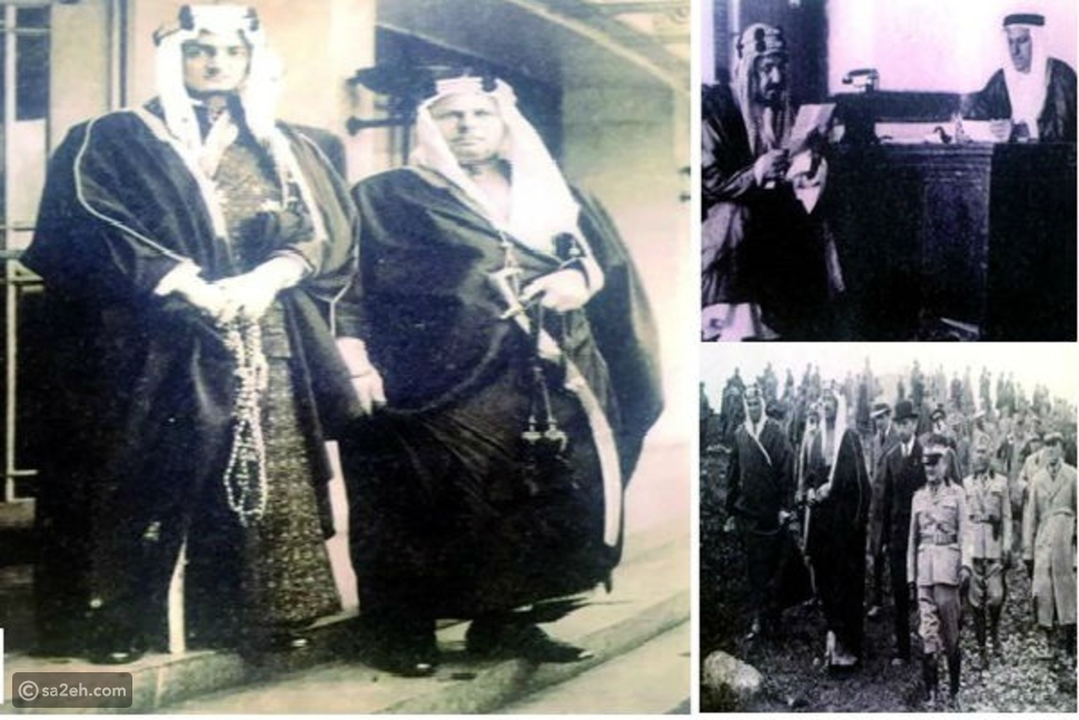مقتنيات تاريخية أهداها الملك عبد العزيز وبعض الأمراء لـ فؤاد حمزة