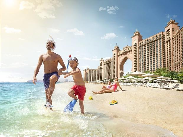 Atlantis السياحة في زمن الكورونا