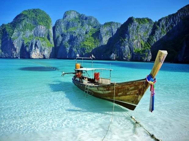 boat island phuket